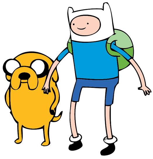 Adventure Time Clip Art Images.