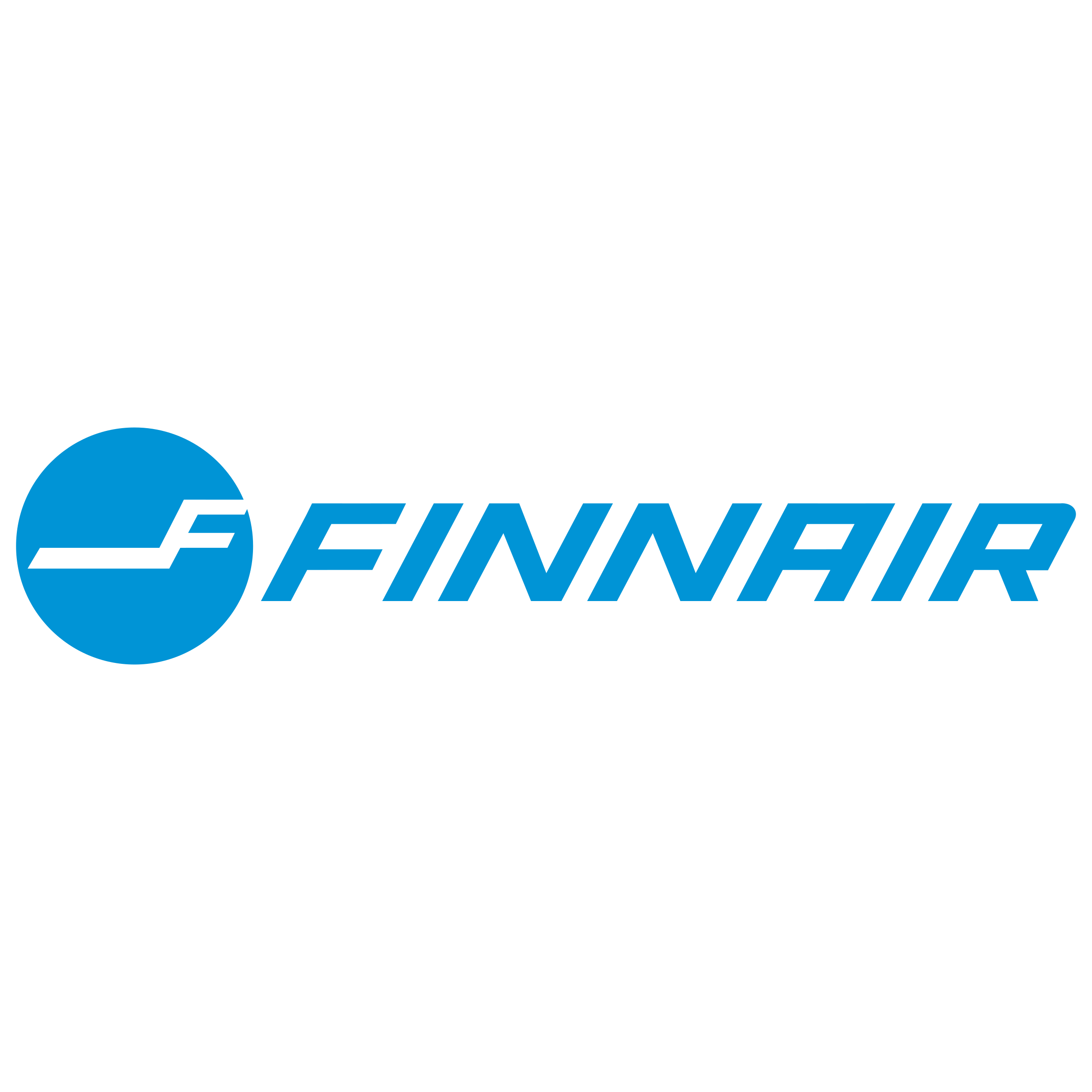 Finnair Logo PNG Transparent & SVG Vector.