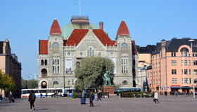 Helsinki Railway Station Square Stock Photos, Images, & Pictures.