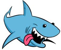 Pin the Fin on the Shark.