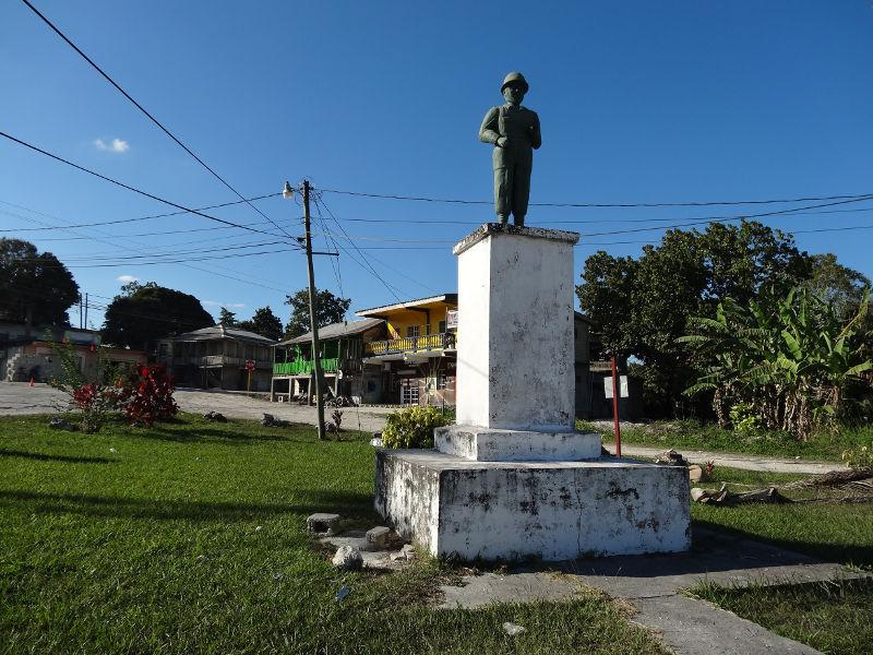Independence Plaza, Belize 2019.
