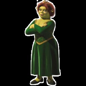 Fiona clipart.