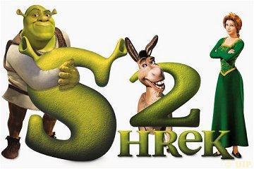 Shrek Clip Art.