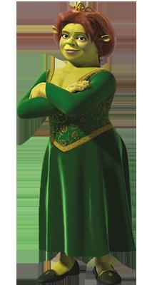 Princess Fiona.