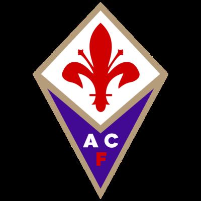 European Football Logos: ACF Fiorentina.