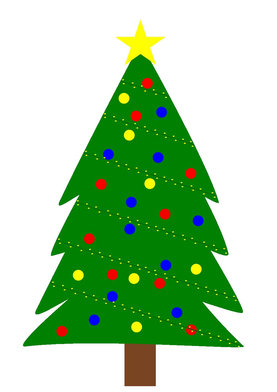 Fir Tree Clip Art.