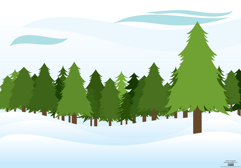Forestry clip art images.