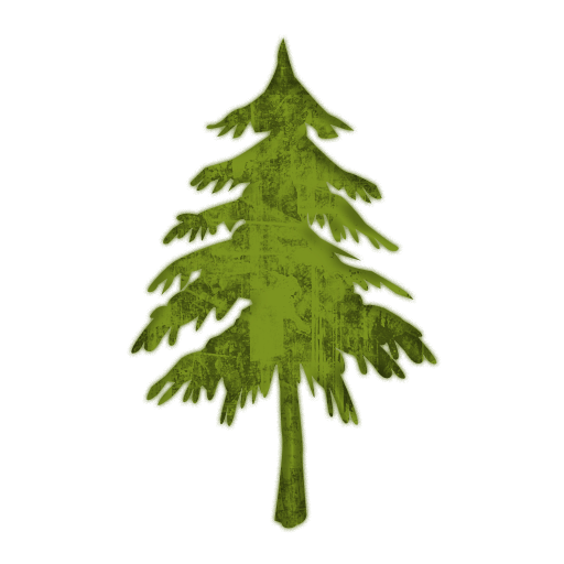 Evergreen Tree Free Clipart.