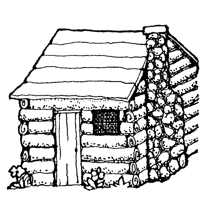 Cabin Clip Art & Cabin Clip Art Clip Art Images.
