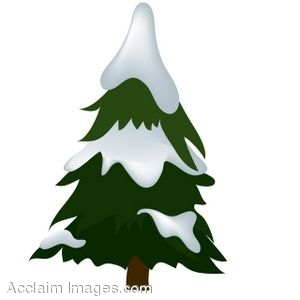 Similiar Cartoon Tree With Snow Keywords.