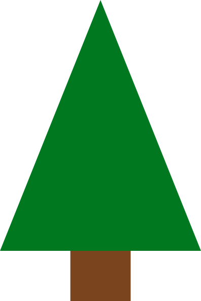 Fir Tree Clip Art at Clker.com.