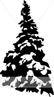 Fir Tree Clipart.