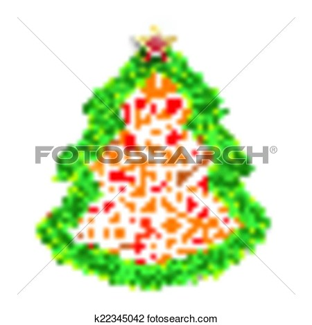 Christmas twigs clipart.
