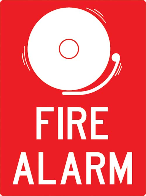 Fire Alarm Images.