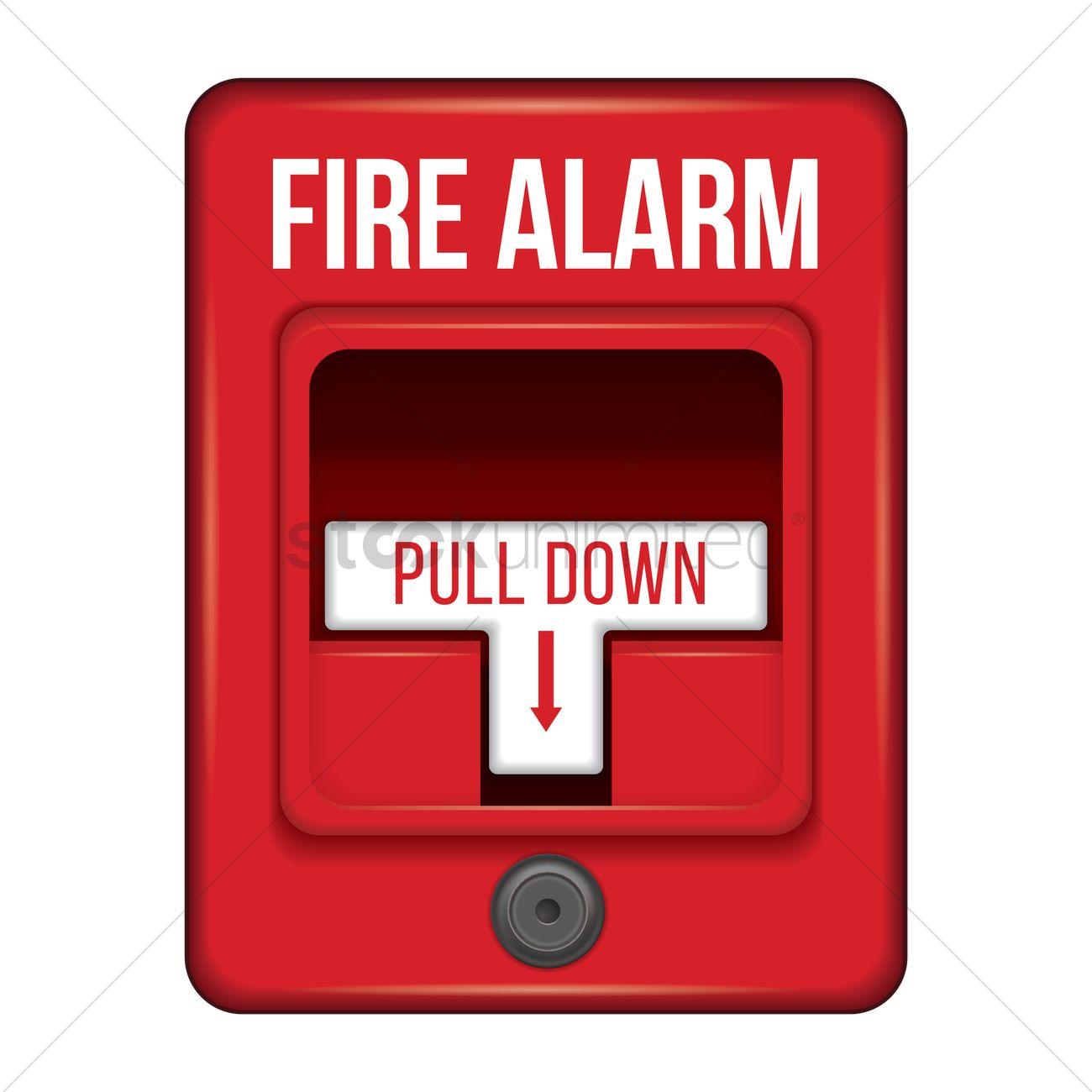 Fire Alarm Clipart Images.