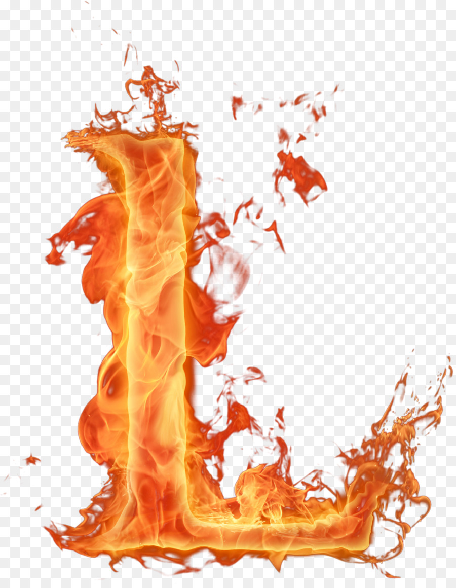 Flame Cartoon png download.