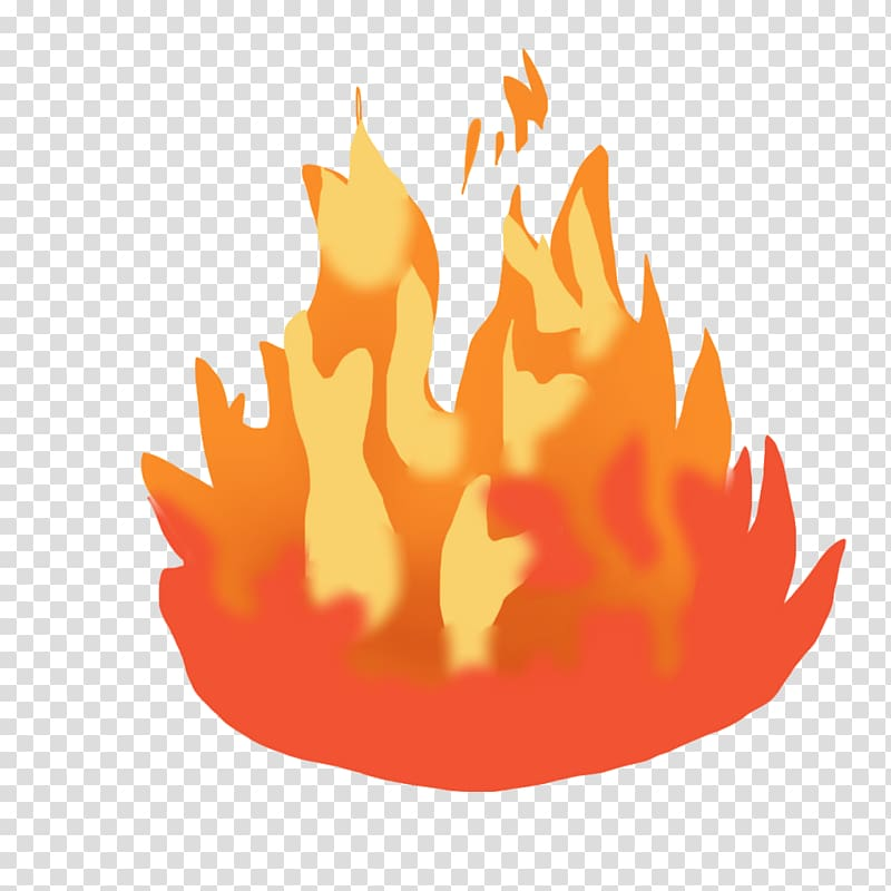 Fire Animation , flame transparent background PNG clipart.