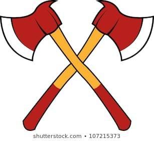 Fire axe clipart 5 » Clipart Portal.