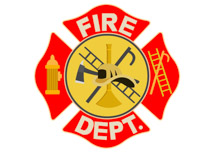 Fireman Badge Clipart.