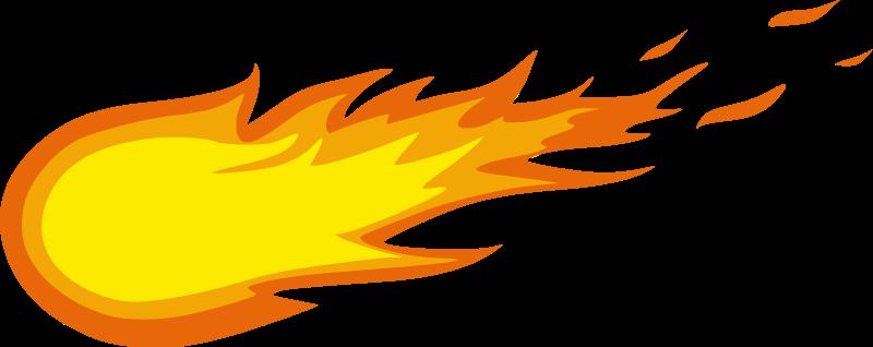 Fireball Clipart.