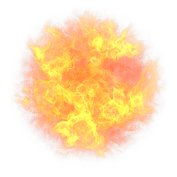 Fireball Transparent PNG Pictures.