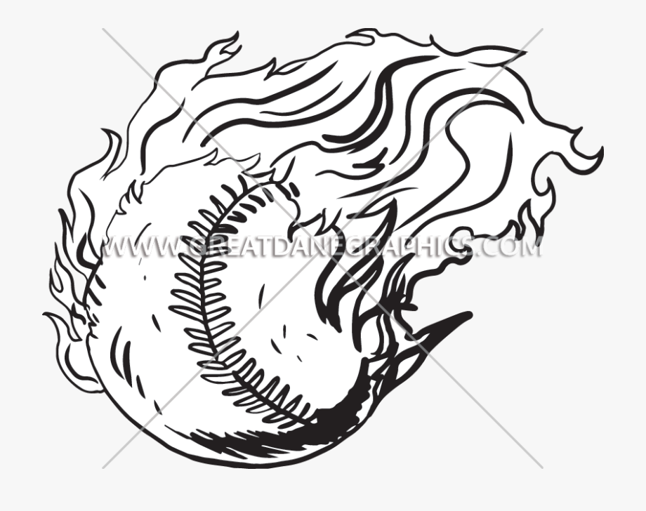 Fire Clipart Drawing.