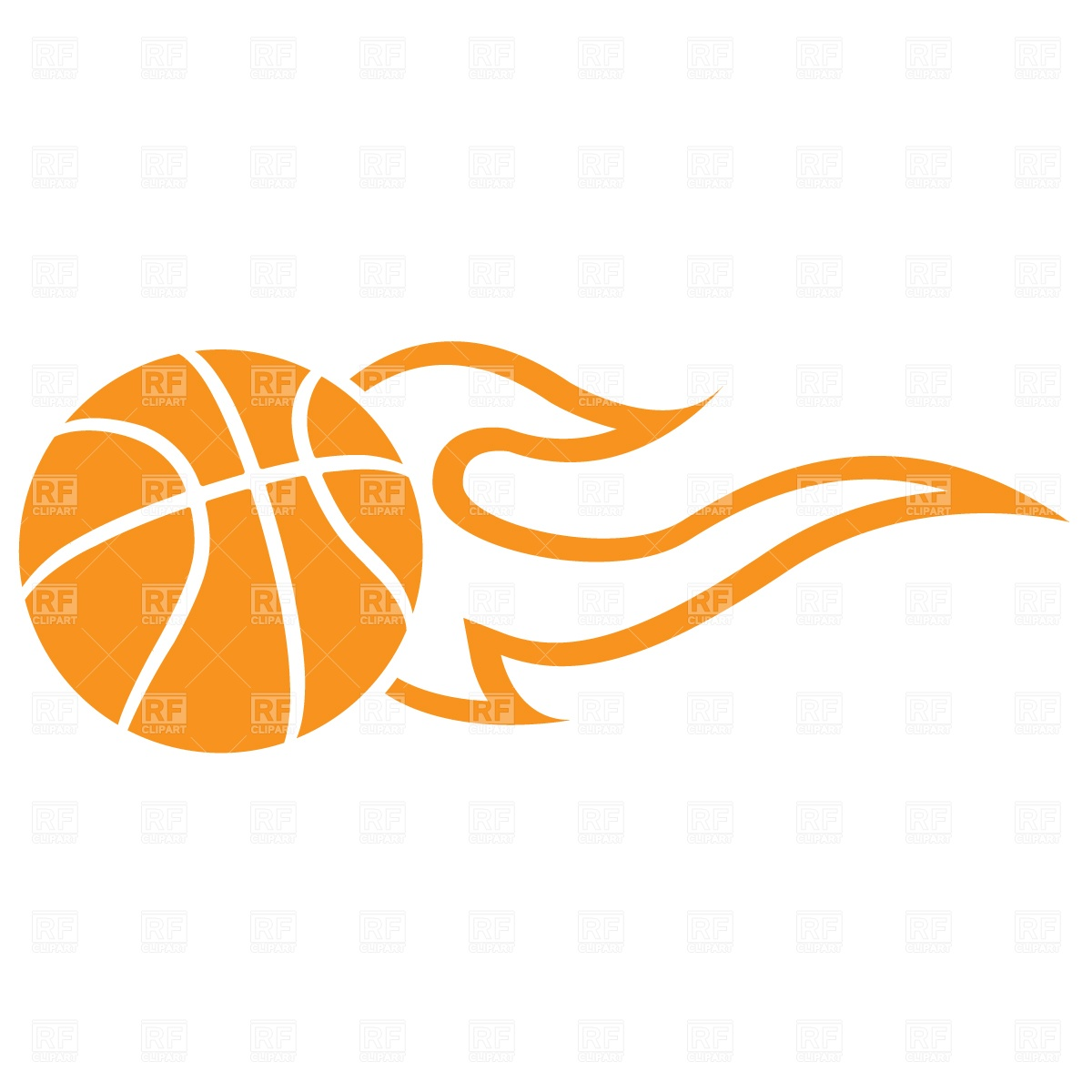 Clip Art Basketball And Technology Clipart.