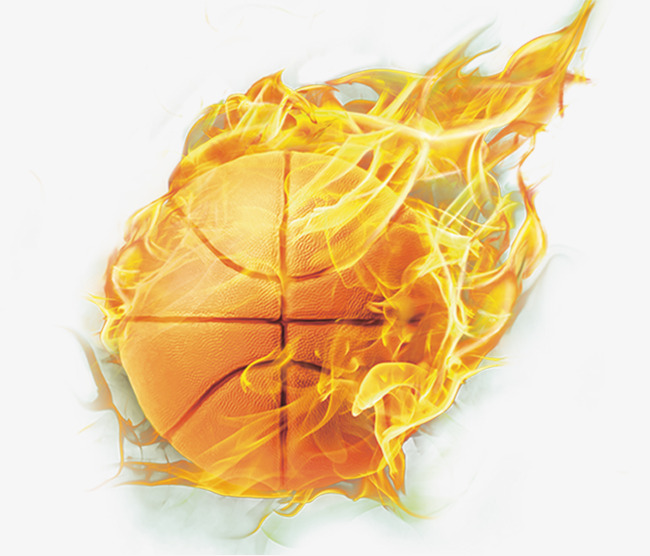 Basketball On Fire PNG Transparent Basketball On Fire.PNG Images.