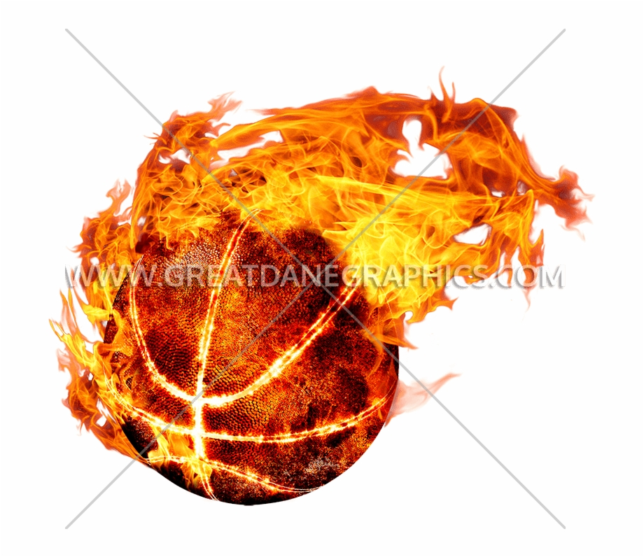 Fireball Basketball.