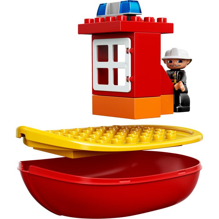 LEGO Fire Boat Set 10591.