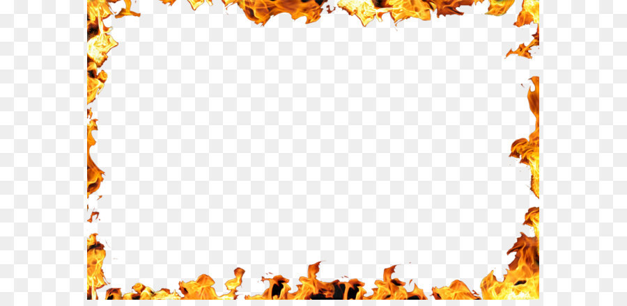 Flame Border Png & Free Flame Border.png Transparent Images #28684.