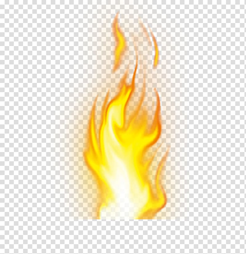 Flame , Fire Flame Combustion , Burning fire transparent background.