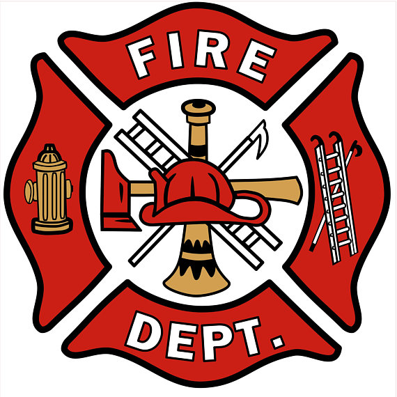 Fire Department Logo.