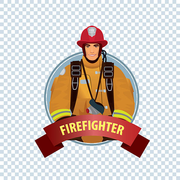 Best Fire Chief Illustrations, Royalty.