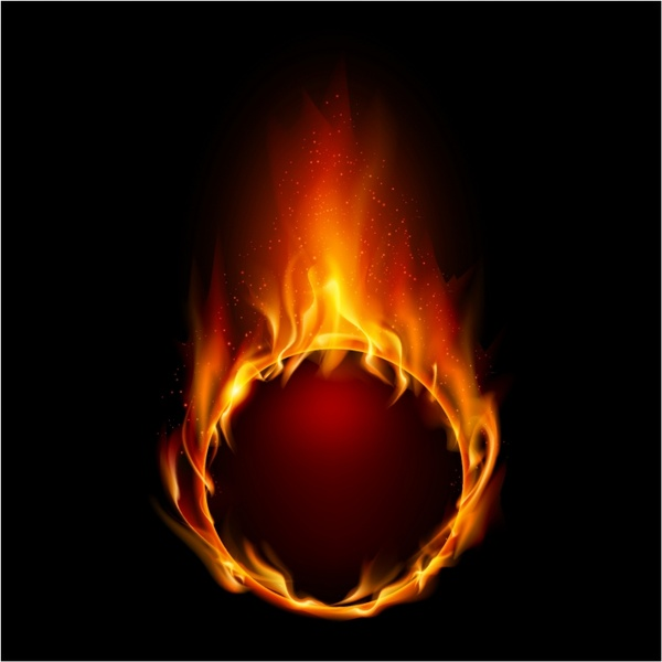 Fire circle free vector download (5,080 Free vector) for.