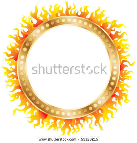 Ring Of Fire Stock Photos, Royalty.