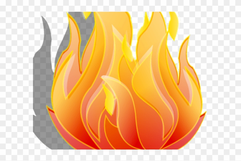 Hell Clipart Candle Flame.