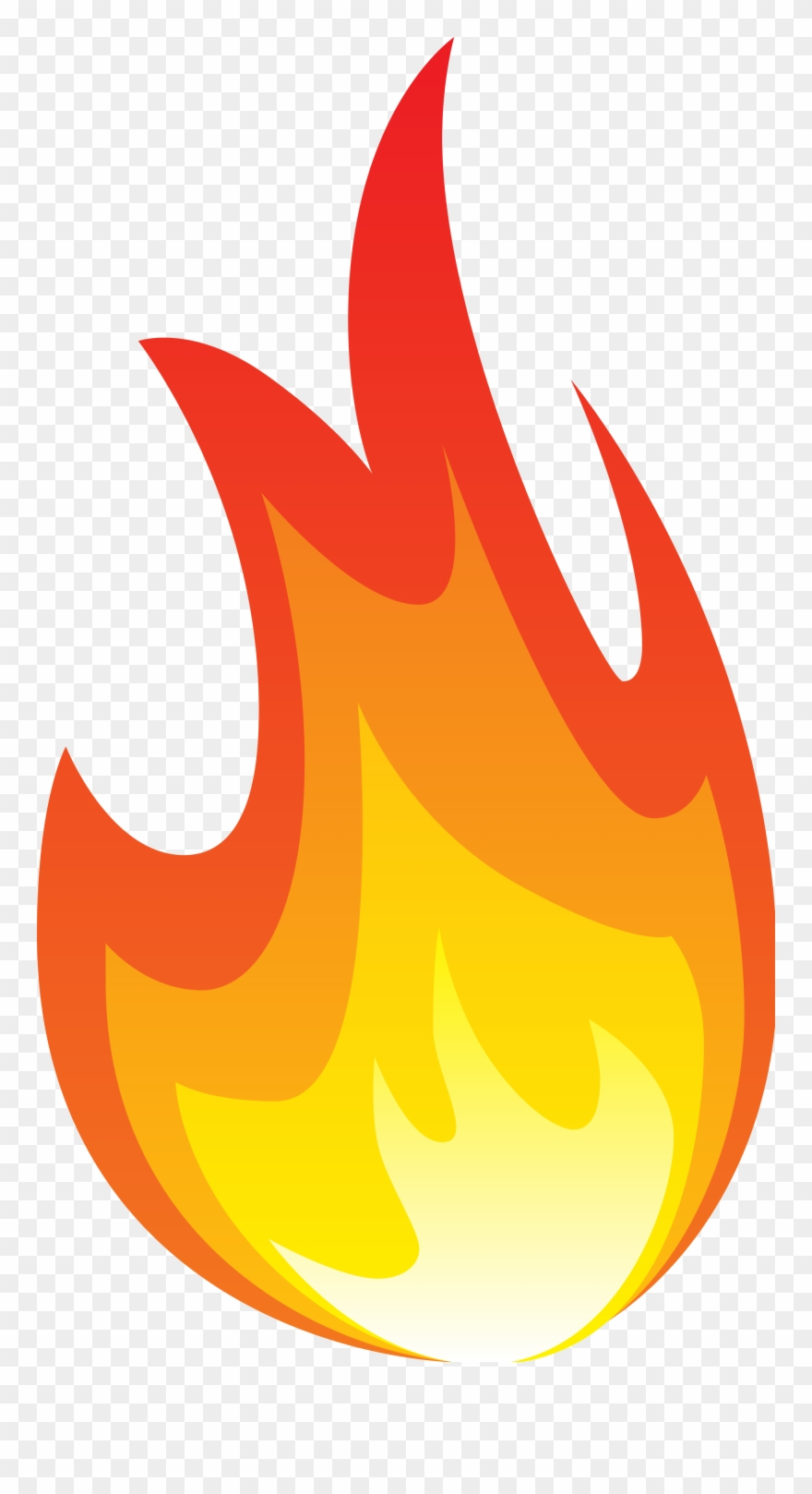 Fire Clip Rendered Transparent Clipart Free Download.