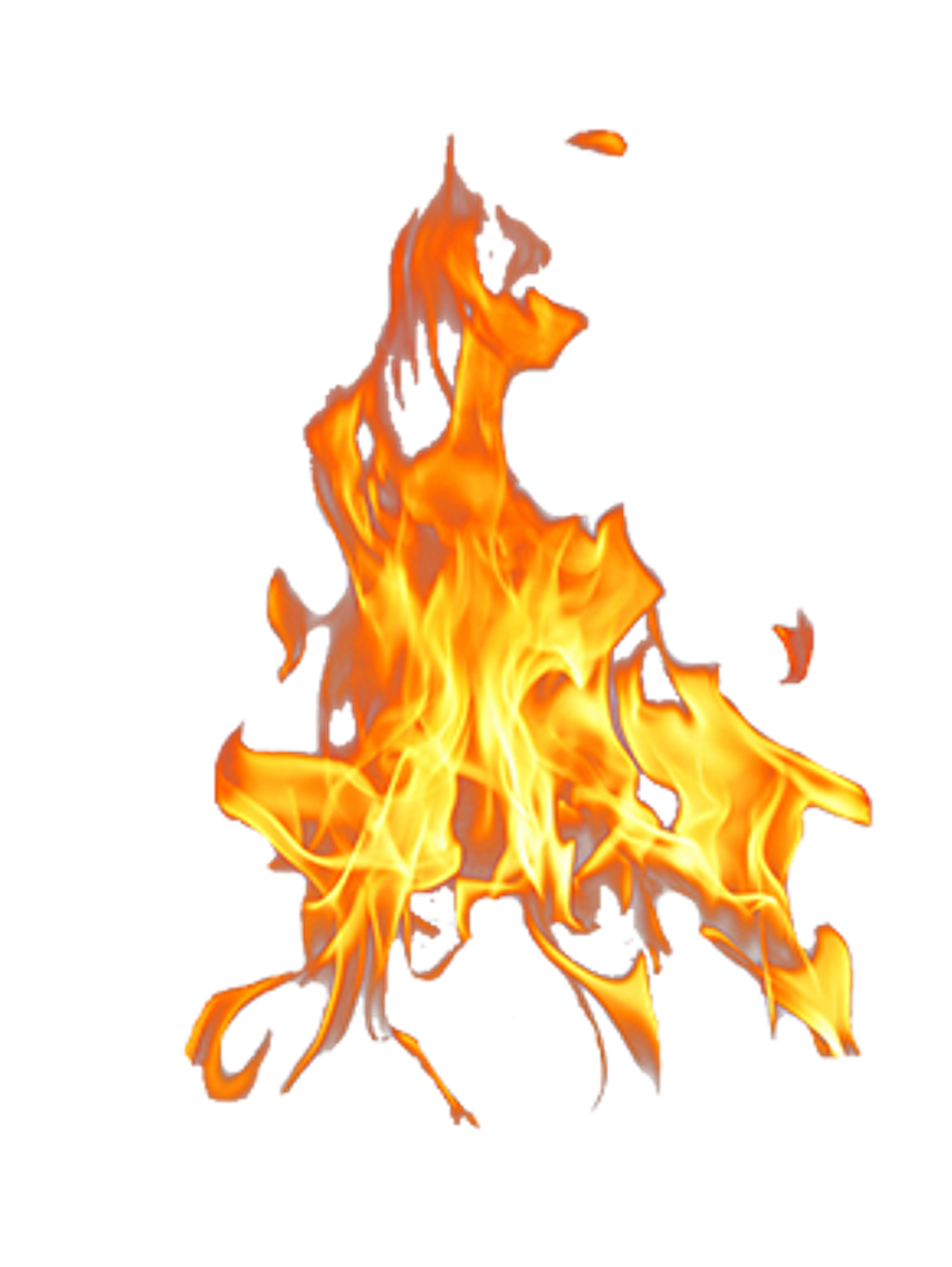 Image Transparent Fire by Lourdes Javier Photography Flame.