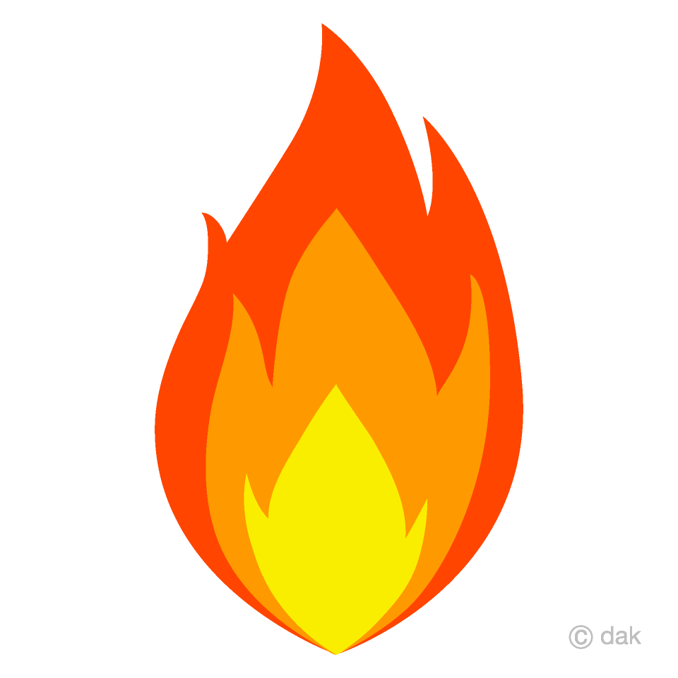 Fire Clipart Free Picture|Illustoon.