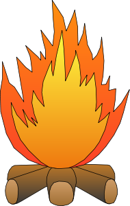 Clipart Fire Free.