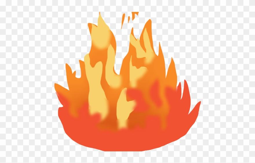 Bonfire Clipart Heat.