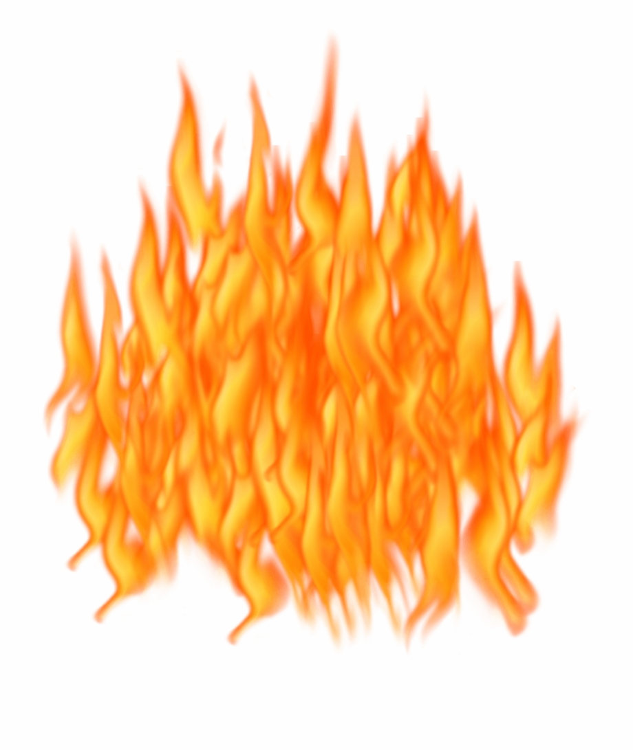 Flame Fire Png With Flame Clipart.