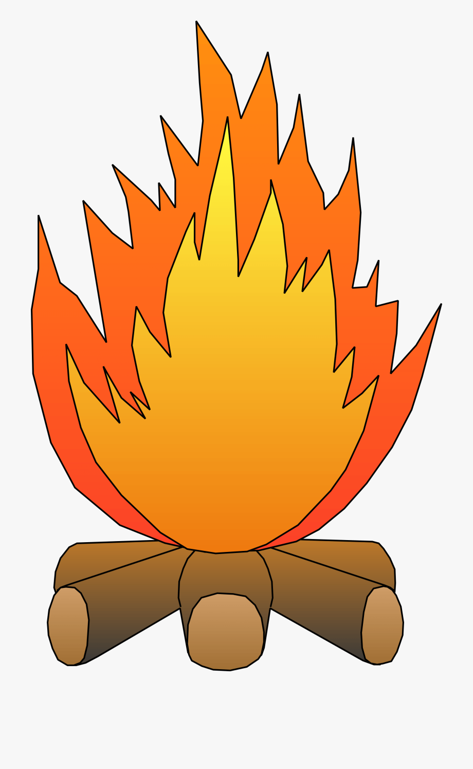 Fire Png Image.