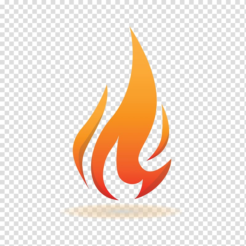 Red flame , Flame Fire Logo, flame transparent background.