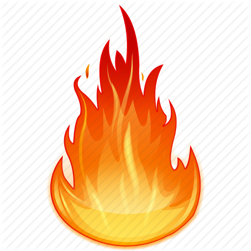 Fire Flame Combustion Clip art.