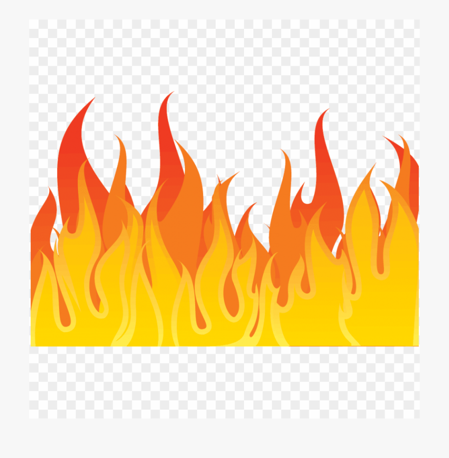Flame Png Cartoon.