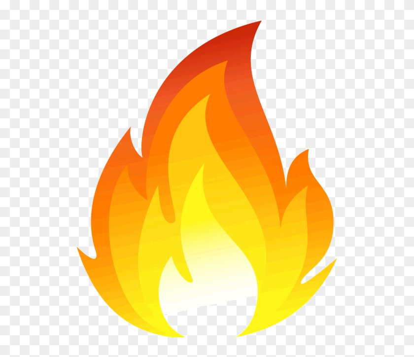 Iphone Fire Emoji Png Clipart , Png Download.