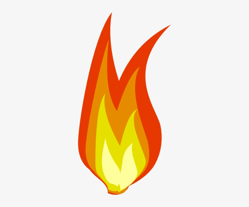 Fire Flames Png.