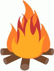 Campfire Clip Art.